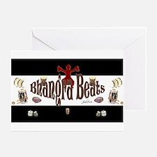 BHANGRA Greeting Cards (Pk of 10)