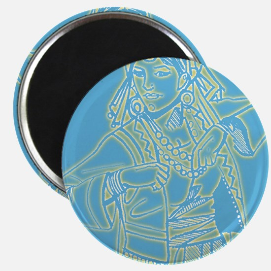 "BHANGRA 2.25"" Magnet (10 pack)"