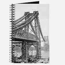 Williamsburg Bridge Construction Journal