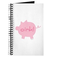Pig Oink Journal