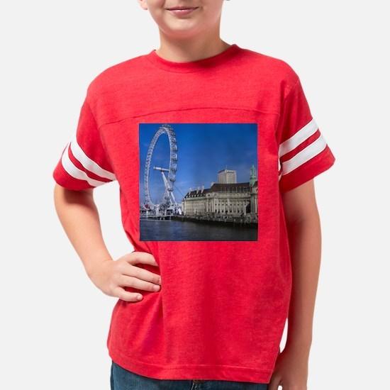 LEPillow Youth Football Shirt