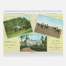 Aiken Wall Calendar