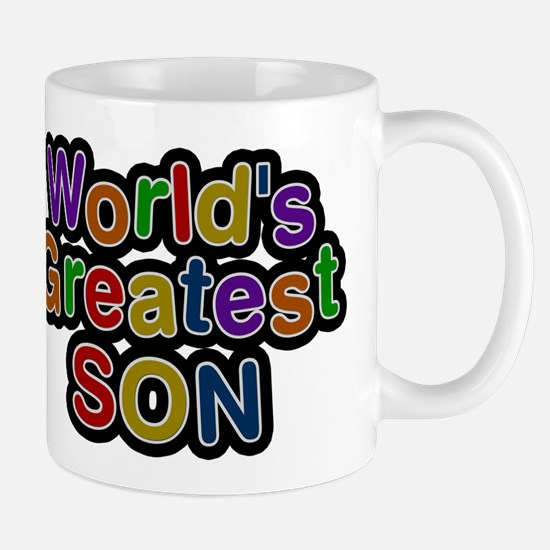 Worlds Greatest Son Mug