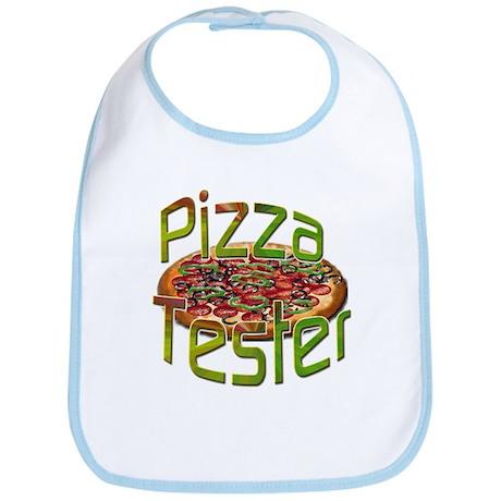 Pizza Tester Bib