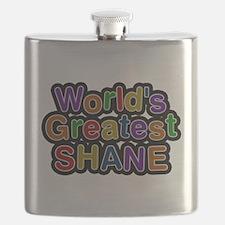Worlds Greatest Shane Flask