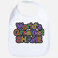 Worlds Greatest Shane Bib