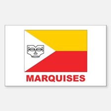 Marquesas - Marquises Decal