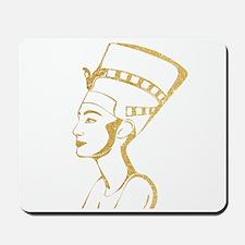 Nefertiti Egyptian Queen Mousepad