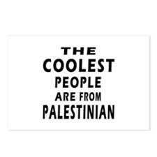 The Coolest Palestinian Designs Postcards (Package