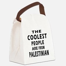 The Coolest Palestinian Designs Canvas Lunch Bag