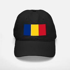 Romanian Flag Baseball Hat
