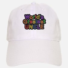 Worlds Greatest Uncle Baseball Baseball Baseball Cap