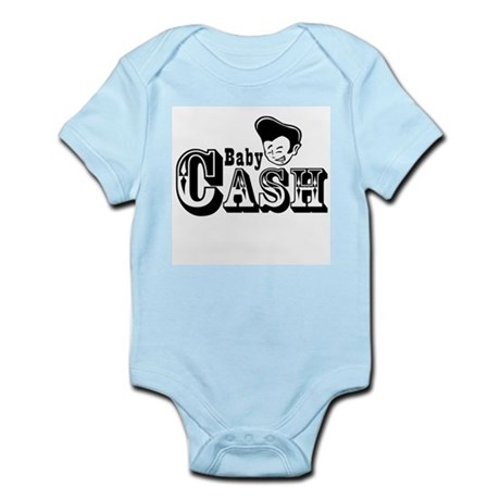 Baby Cash Infant Bodysuit