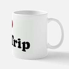 I Love Quik Trip Mug