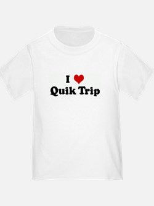 I Love Quik Trip T