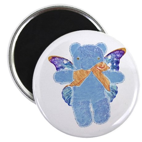 Teddy Bear Fairy Magnet