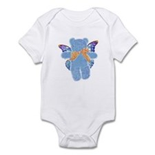 Teddy Bear Fairy Infant Bodysuit