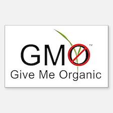 GMO Decal