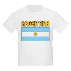 Argentina Kids T-Shirt