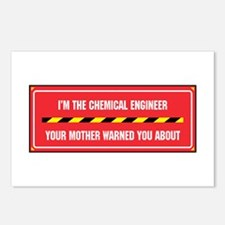I'm the Chem. Engineer Postcards (Package of 8)