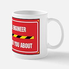 I'm the Chem. Engineer Mug