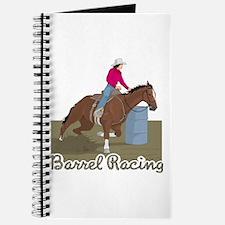 Barrel Racing 2 Journal