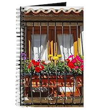 Lisbon balcony Journal