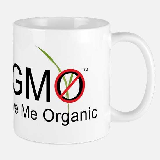 Give Me Organic TM Mugs