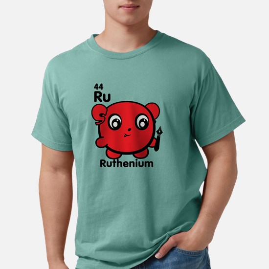 Cute Element Ruthenium Ru Mens Comfort Colors Shir