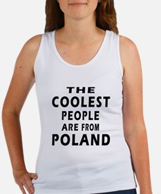 The Coolest Portugal Designs Women's Tank Top