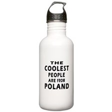 The Coolest Portugal Designs Water Bottle