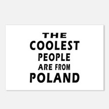 The Coolest Portugal Designs Postcards (Package of