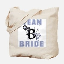 Celebrate Team Bride Tote Bag