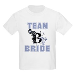Celebrate Team Bride T-Shirt