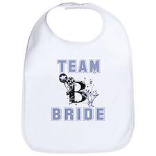 Celebrate Team Bride Bib