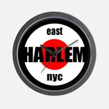 East Harlem NYC Logo Shirts & Wall Clock