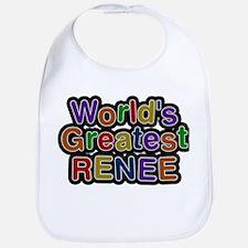 Worlds Greatest Renee Bib