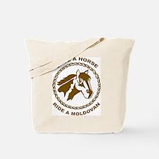 Ride A Moldovan Tote Bag