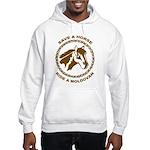 Ride A Moldovan Hooded Sweatshirt