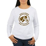 Ride A Moldovan Women's Long Sleeve T-Shirt