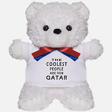 The Coolest Qatar Designs Teddy Bear