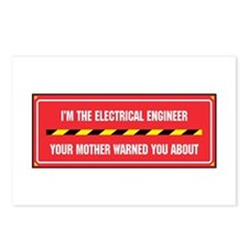 I'm the EE Postcards (Package of 8)