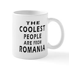 The Coolest Romania Designs Mug
