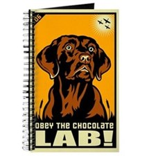 Obey the Chocolate Lab! 06 Journal