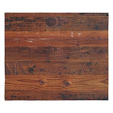 Wild West Plank 1 B King Duvet