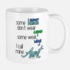 Funny Super aunt Mug