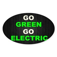 GREEN Decal