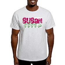 Susan Ash Grey T-Shirt