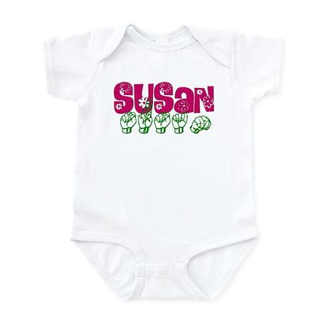 Susan Infant Bodysuit