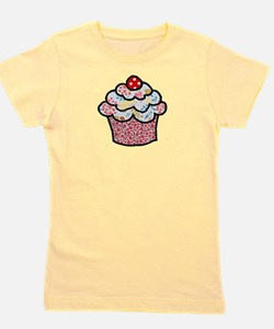 Holiday Sprinkle Cake Girl's Tee